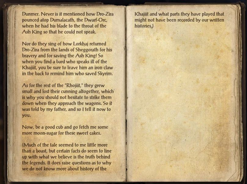 The Books of the Elder Scrolls Online - The Tale of Dro-Zira, page 2