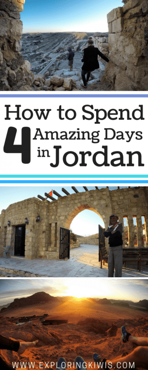 Jordan is full of history, amazing scenery and bucket list moments. If you're short on time, this itinerary will help you plan your perfect holiday.