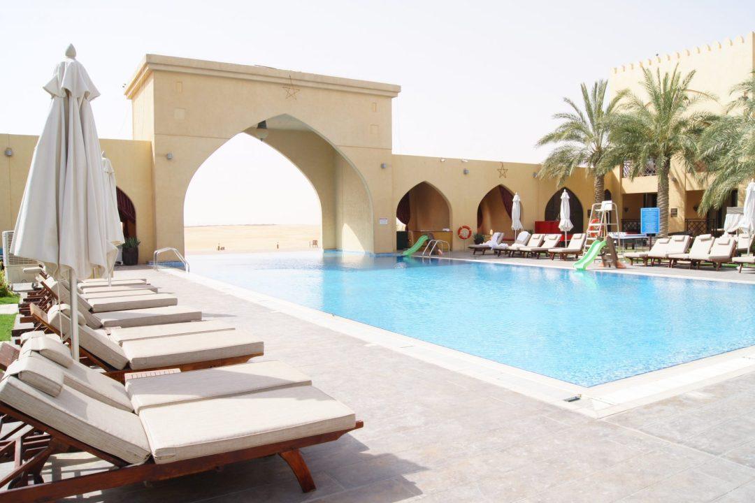 Tilal Liwa Hotel pool