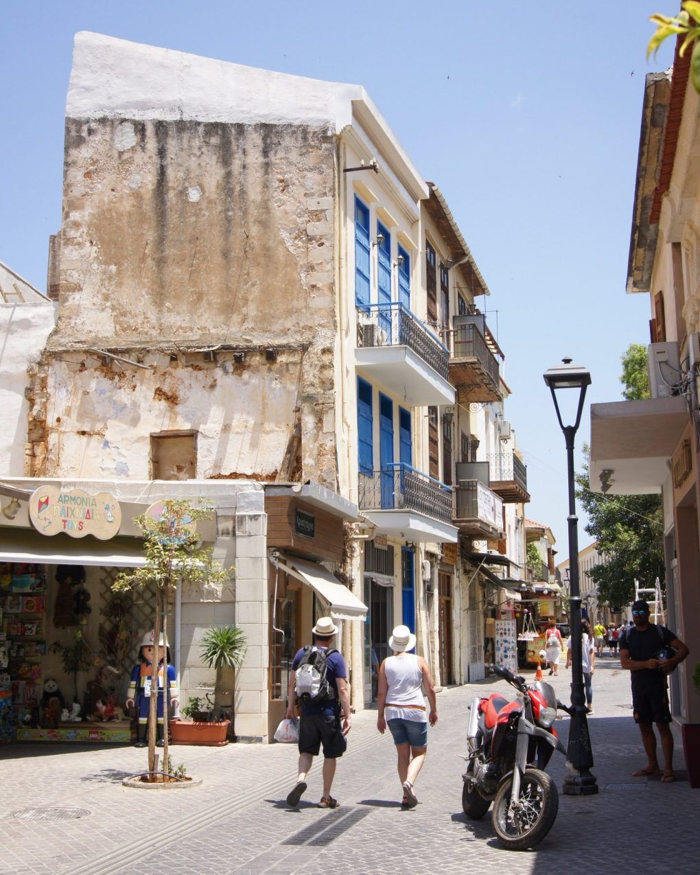 Old Town Chania