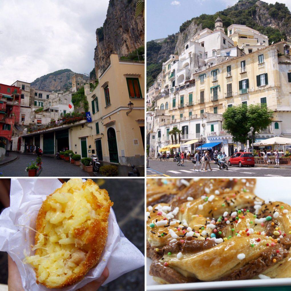 Amalfi food