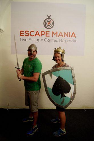 Escape Room belgrade Escape Mania