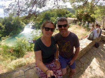 Krka tour review Croatia