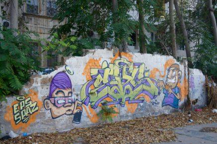 beirut lebanon street art