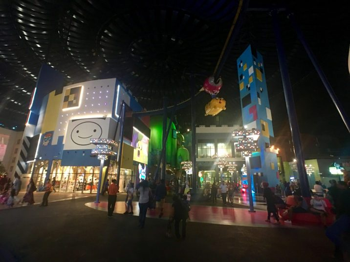 IMG Worlds of Adventure review dubai