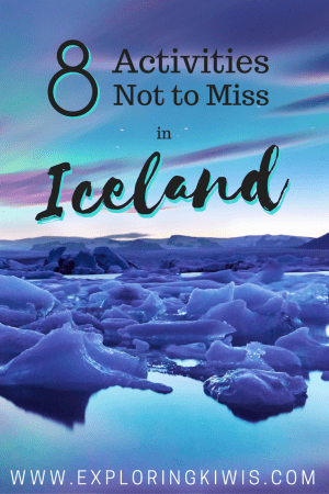 8 Activities not to miss in Iceland