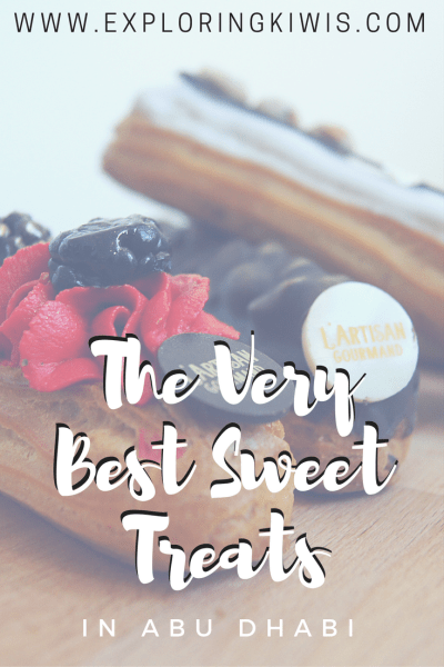 Best Desserts in Abu Dhabi