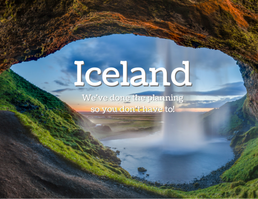 Iceland itinerary planning