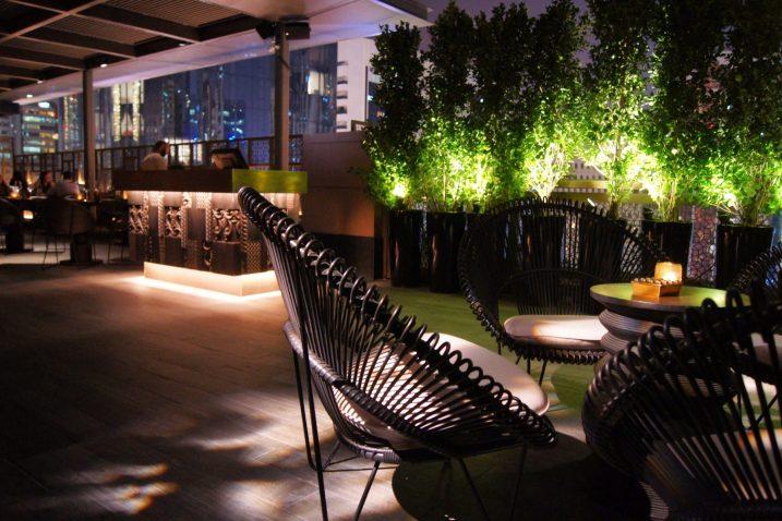 Tamba Rooftop Dining