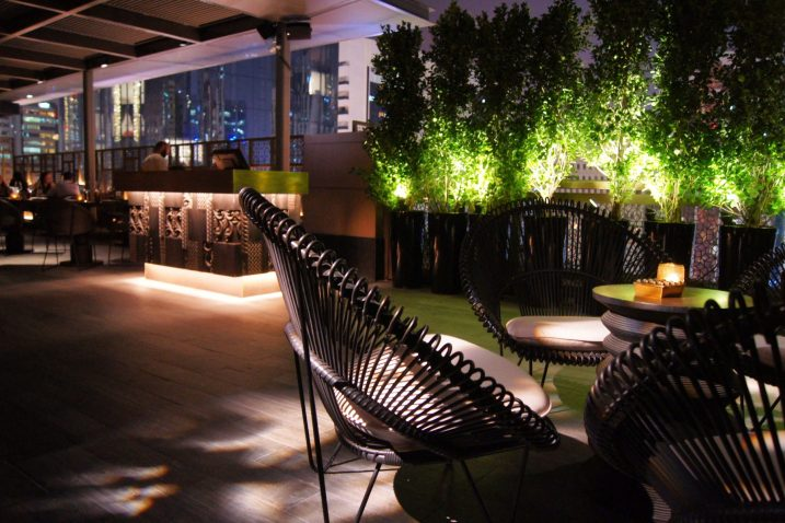 Tamba Rooftop Dining