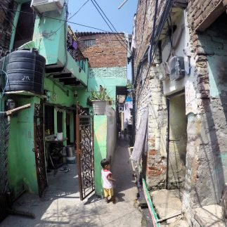 Delhi Slum Tour review PETE