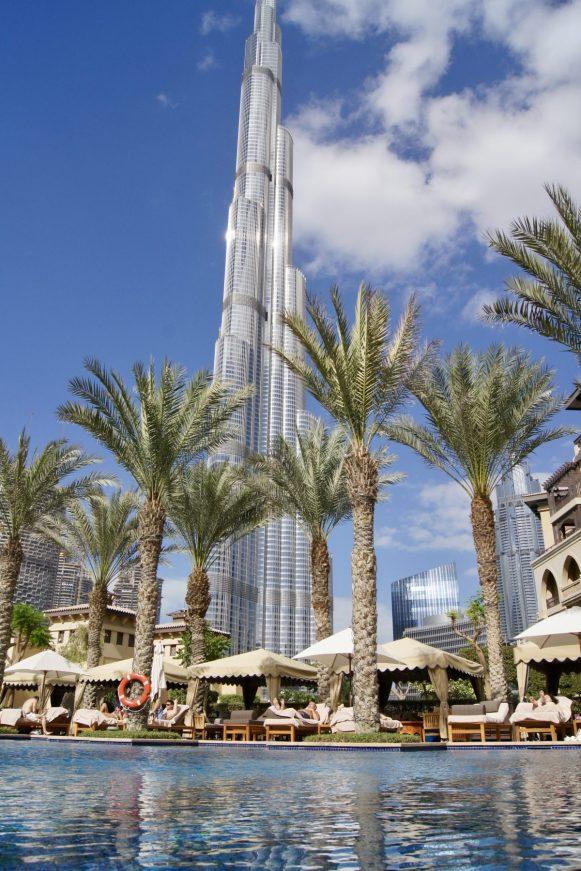 The Palace Downtown Dubai Privilee review Burj