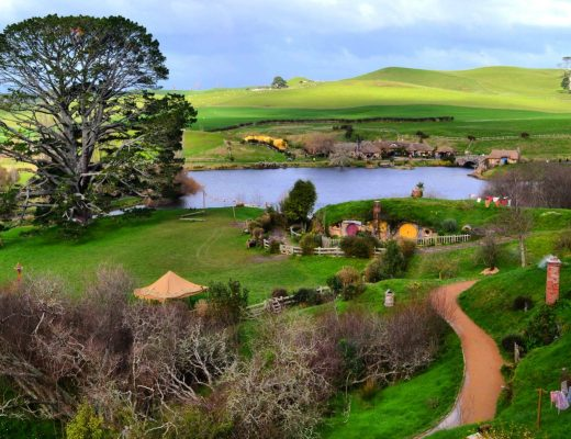 Exploring Kiwis Hobbiton review Matamata