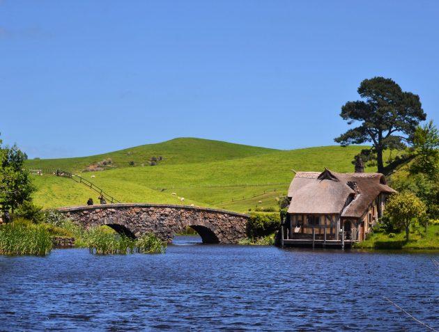 Hobbiton review Exploring Kiwis New Zealand