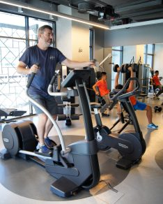 Rove City Centre Dubai review gym