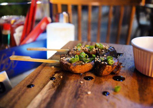Catch 22 JBR Dubai steak