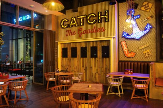 Catch 22 JBR Dubai restaurant