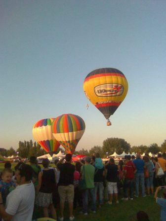 Ferrara balloon festival