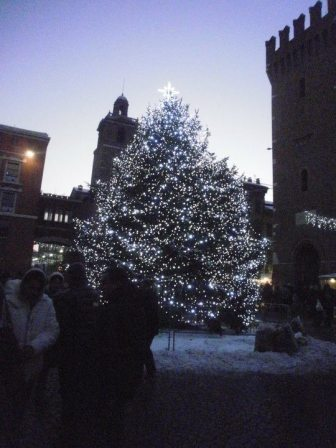 Ferrara Christmas tree