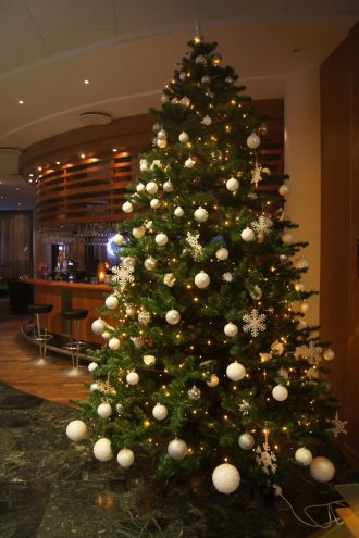 Radisson Blu Saga hotel review winter in Iceland