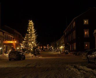 Røros, Oppdal & Trondheim Norway RV