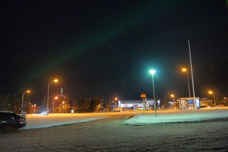 Radisson Blu Saga hotel review winter in Iceland Northern Lights
