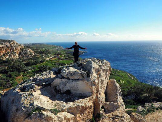 Malta in the Wintertime
