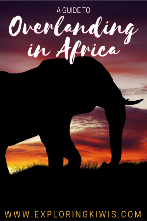 A guide to booking an amazing African overland trip - on budget and on point!