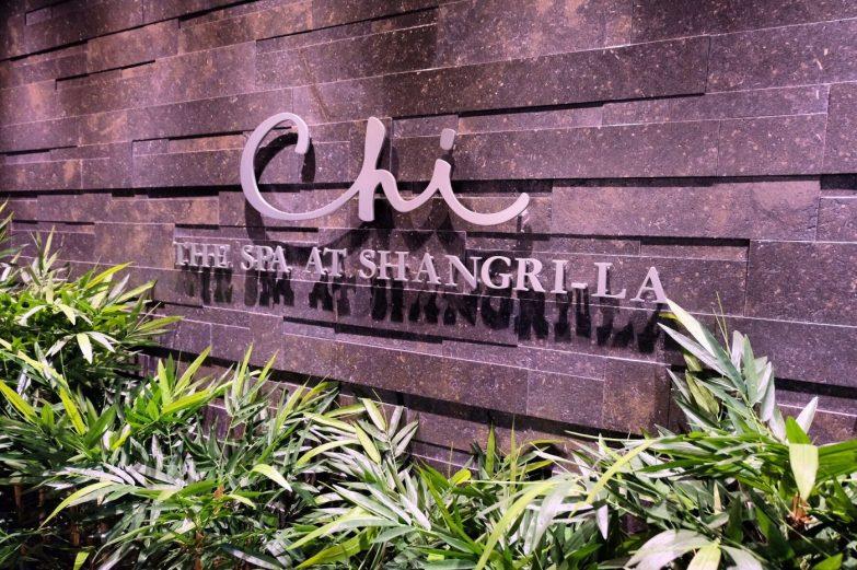 Chi Spa Shangri-La Doha Qatar massage