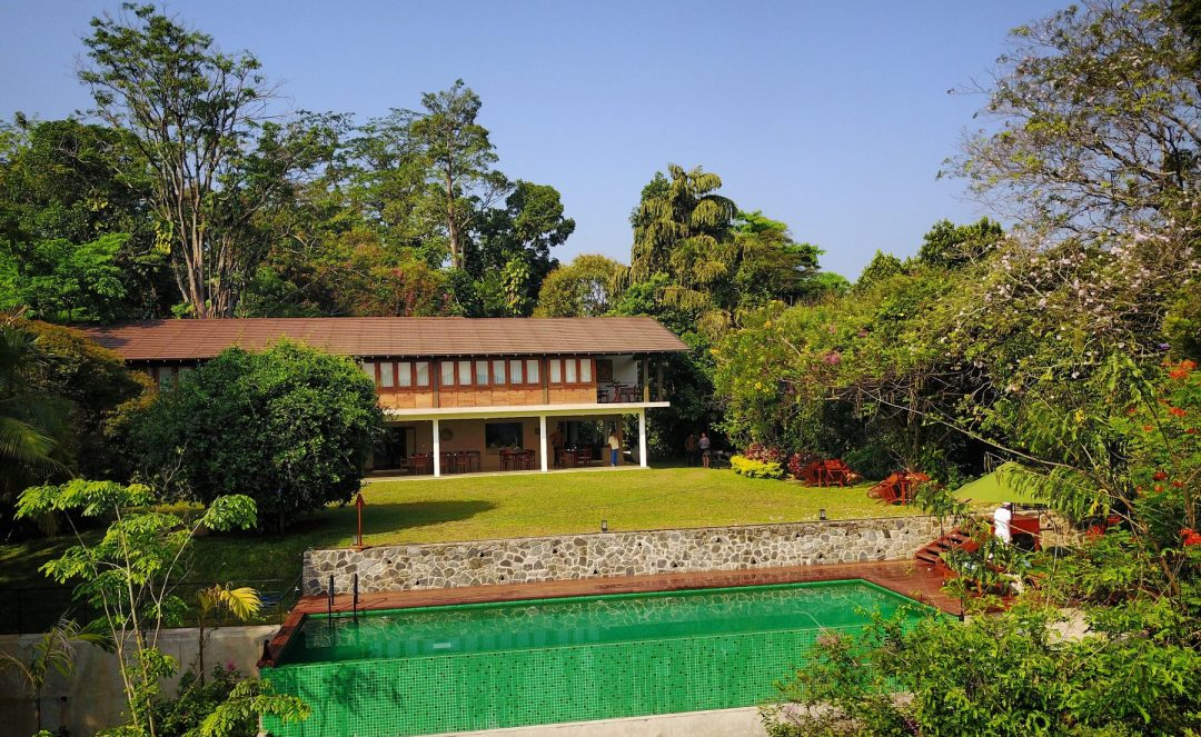 Sri Lanka tourism luxury Kandy Kings Pavillion