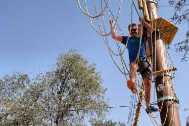 Aventura High Ropes Dubai review