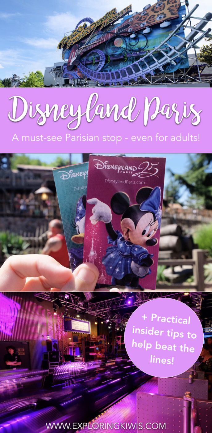 Disneyland Paris should be top of your bucket list itinerary whilst on vacation in France. This theme park has amazing rides, great restaurants, incredible theming and the general magic you\'d expect from Disney.  Find out how to maximise your time at the park whilst having the best holiday fun!
