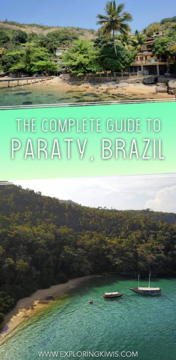 Not far from Rio de Janeiro, Paraty is Brazil's best-kept vacation secret.  This guide shares where to stay, what to do and what to expect.  Snorkelling with bioluminescent plankton, standup paddleboarding and plenty of relaxation, this colonial town is one you don't want to miss whilst in South America.