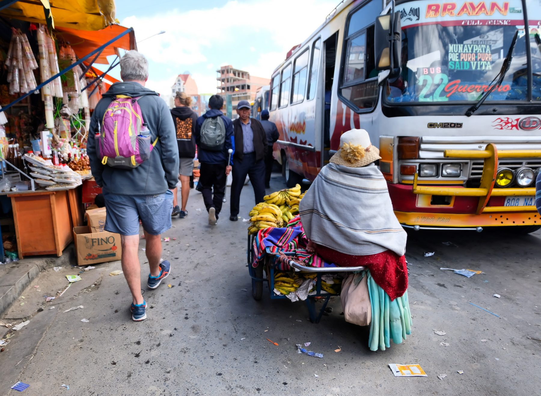 Buses in South America: The Ultimate Coach Transport Travel Guide
