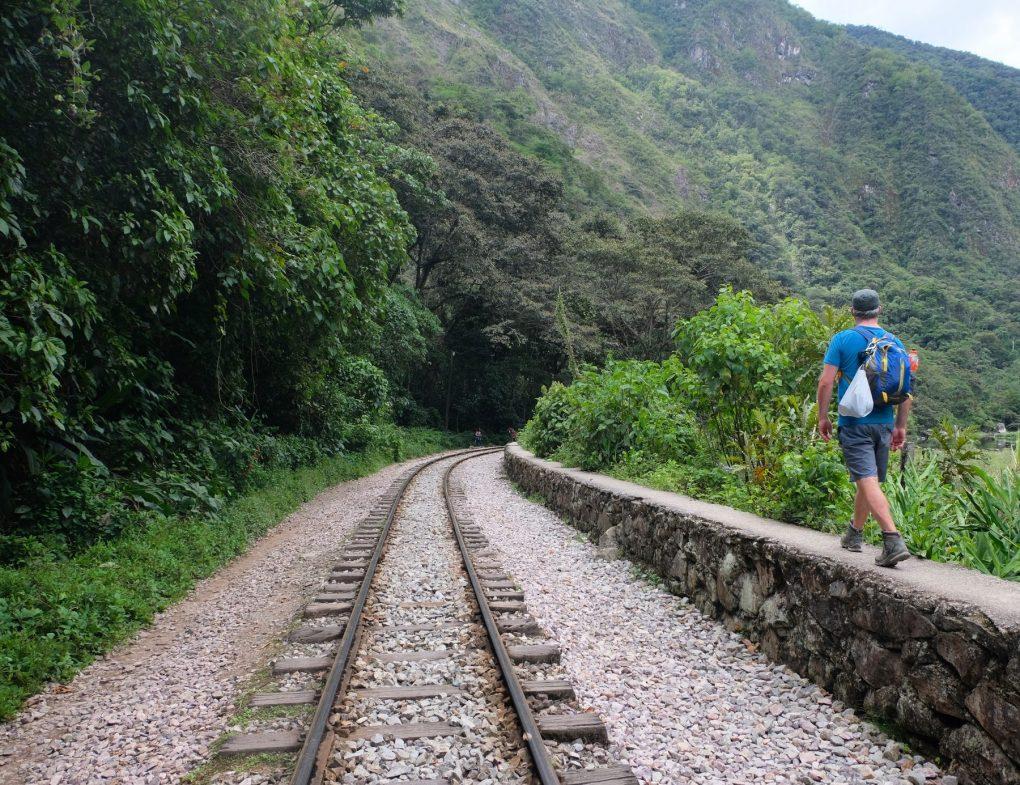Jungle trek Peru