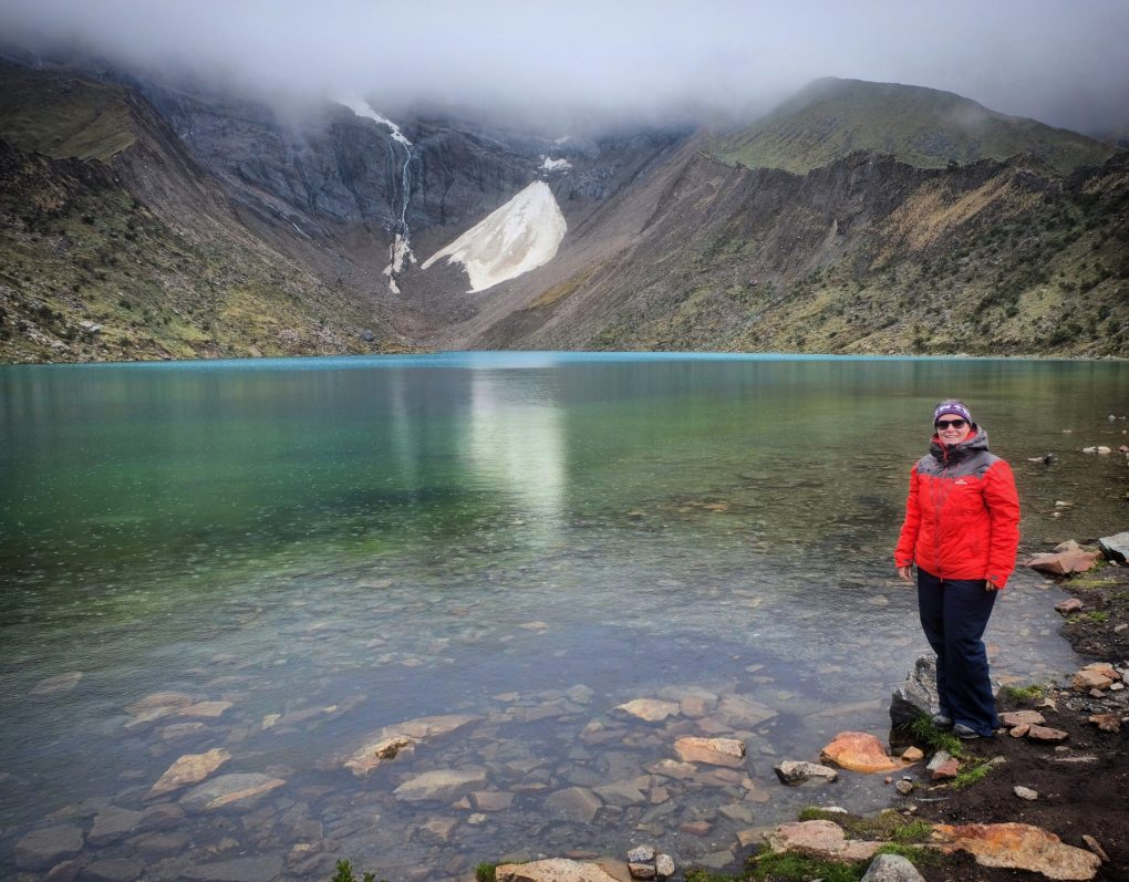 Laguna Humantay hike Peru