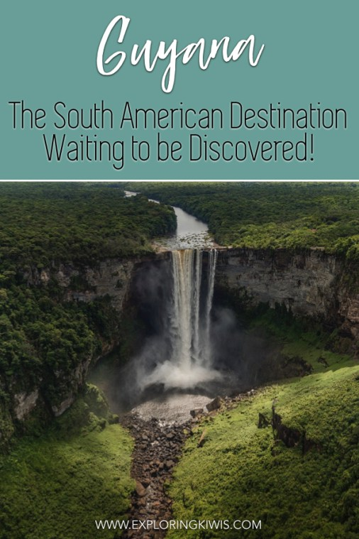 Everything you need to know about Guyana's biggest and best tourist attraction, the Kaieteur Falls. The tallest single waterfall in the world, this is something that has to be seen to be believed - and if you're feeling especially brave, we've got a challenge for you... #travel #southamerica #guyana #waterfall