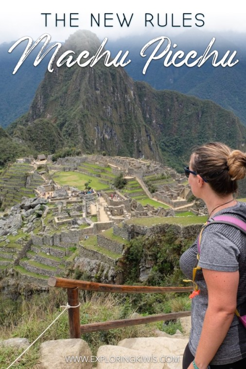The Rules at Machu Picchu have changed - are you ready for them? One of the most visited sites in the world, this is a real vacation bucket list item! Don't let your holiday be ruined by confusion around the new rules - read this update before heading to Peru.