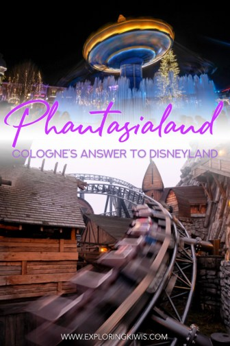 Phantasialand in Cologne, Germany is an amazing theme park offering world-class roller coasters, theming, rides and food. As one of the best amusement parks in Europe, it's a must-do on your next vacation! This guide explains the very best rides and will help you plan your day accordingly. Are you brave enough to take on their giant coasters? #germany #themepark #travel