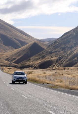 Driving in NZ