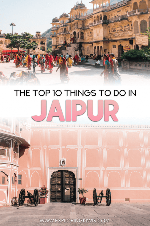 There are so many amazing things to do in Jaipur. This guide will help you plan your activities, accommodation, transport and meals whilst visiting the pink city. Jaipur is a must-see in India - plan your vacation now!