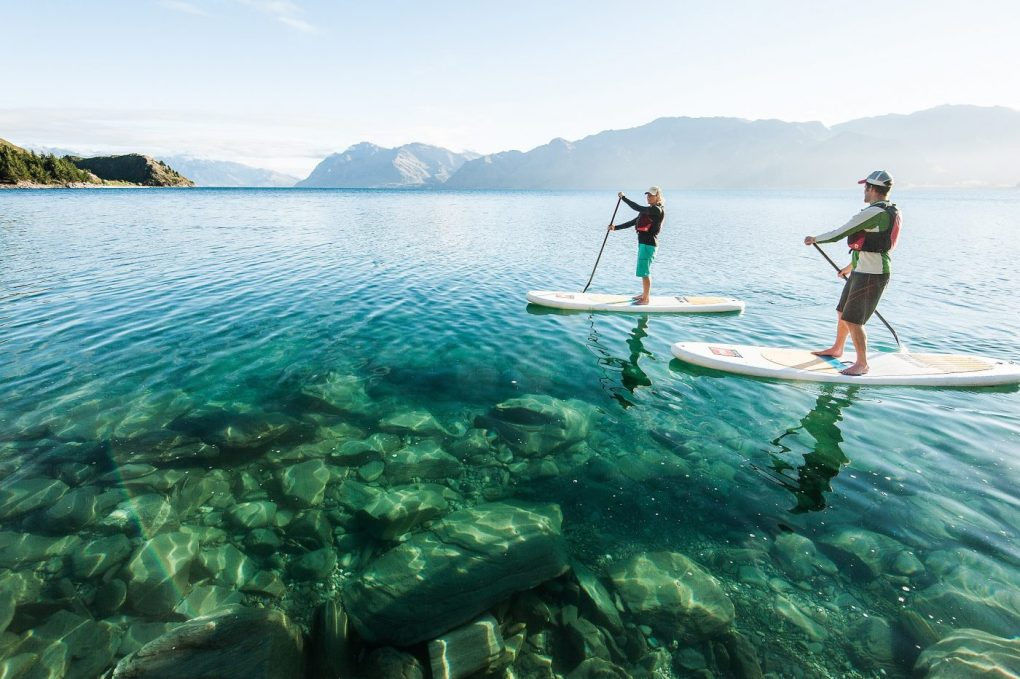 SUP in NZ
