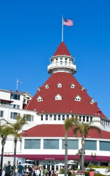 Hotel Del Coronado Exploring World