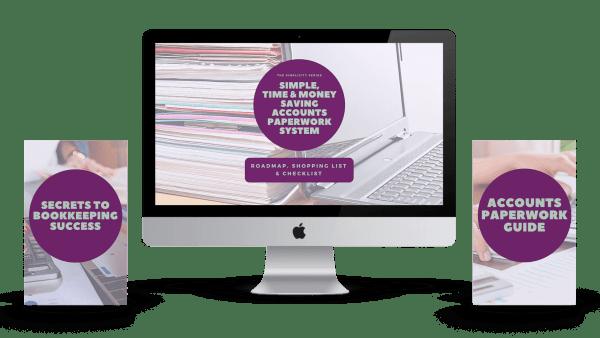 Accounts Paperwork System Bundle