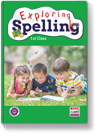 Exploring Spelling 1st class cover
