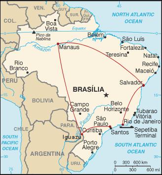 Iguazu Falls Map on tierra del fuego map, cuzco map, amazon rainforest, christ the redeemer, amazon map, strait of magellan map, mount kilimanjaro, angel falls, niagara falls, puerto iguazu map, iguazu river map, rio de janeiro, cataratas de iguazu map, lake titicaca map, sugarloaf mountain, brazil, ha long bay, falkland islands map, buenos aires, great barrier reef, aconcagua map, gran chaco map, easter island map, perito moreno glacier, machu picchu map, victoria falls, pantanal map, amazon river, llanos map, atacama desert map, chapada dos veadeiros national park map, parana river map, cape horn map, bay of fundy, itaipu dam map,