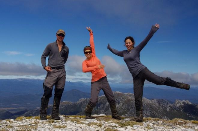 Tasmania, Australia, Frenchman's Cap, Frenchies, Franklin-Gordon Wild Rivers National Park, Bushwalking, Hiking, Camping, Adventure, Geology, Mountain, Quartzite, Folds, Peaks, Travel, Photography, Summit