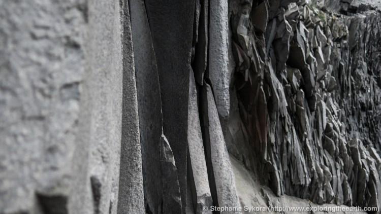 Iceland, Geology, Travel, Volcanoes, Volcano, Lava, Plate Tectonics, Geologist, Landscape, Explore, Outdoors, Nature, Earth Science, Science, Geoscience, Photography, Adventure, Field Trip, Guide, Formation, Map, Location, North American Plate, Eurasian Plate, Rift, Mid-Atlantic Ridge, geotourism, ice, fire, Snæfellsjökull stratovolcano, Snæfellsnes Peninsula, Djúpalónssandur, benmorite, alkalic rocks, alkalic, alkaline, mugearite, hellnar