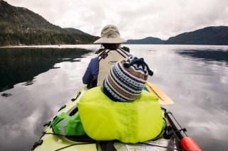 Octopus Island, Quadra Island, Kayaking, Francisco Island