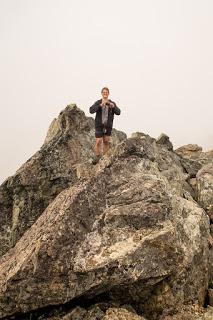 Summit of Triple Peak